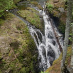 Manganese Gorge Falls – A Stunning Waterfall In Copper Harbor