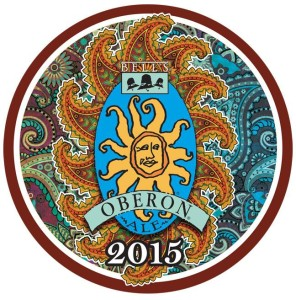 Oberon 2015 Badge on Untappd