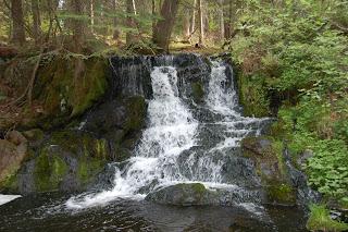 Ogemaw Falls, Ontonagon County