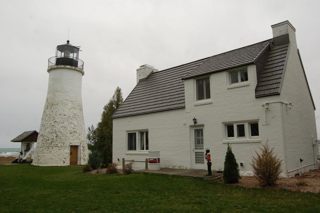 Old Presque Isle Lighthouse