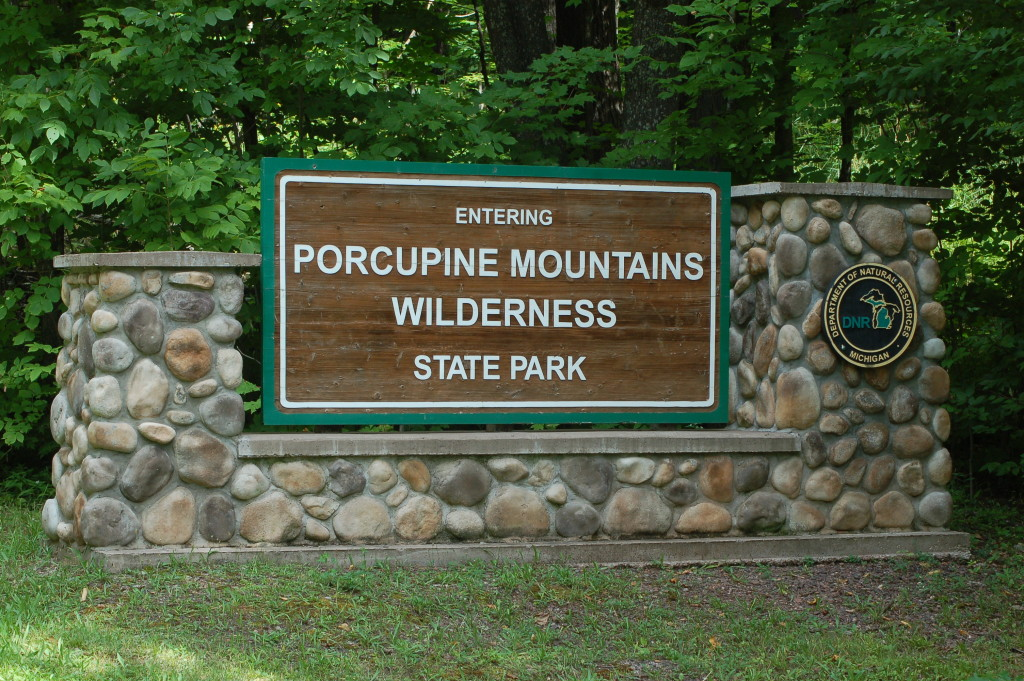 Welcome to Porcupine Mountains Wilderness State Park