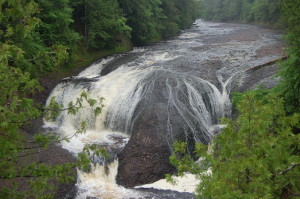 Potawataomi Falls Black River