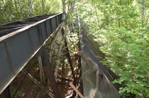 Redridge Dam Frame 2
