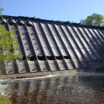 Redridge Steel Dam – An Engineering Landmark In Houghton County