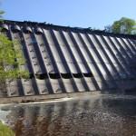 Redridge Steel Dam – An Engineering Landmark In Houghton County