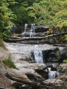 Sable Falls Minimal Flow Aug 2014