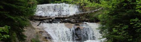Sable Falls - Pictured Rocks National Lake Shore, Grand Marais