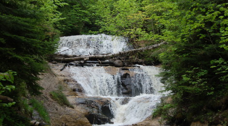 Sable Falls - Pictured Rocks National Lake Shore, Grand Marais