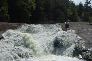 Sandstone Falls Me Black River