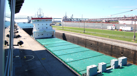 Soo Locks: 2015 Great Lakes Shipping Season Opens This Week