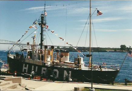 Lightship Huron