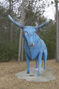 Paul Bunyan & Babe the Blue Ox Ossineke