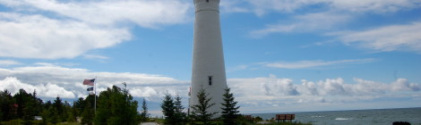 Crisp Point Lighthouse - Visit One of Michigan's Most Remote Lake Superior Lights