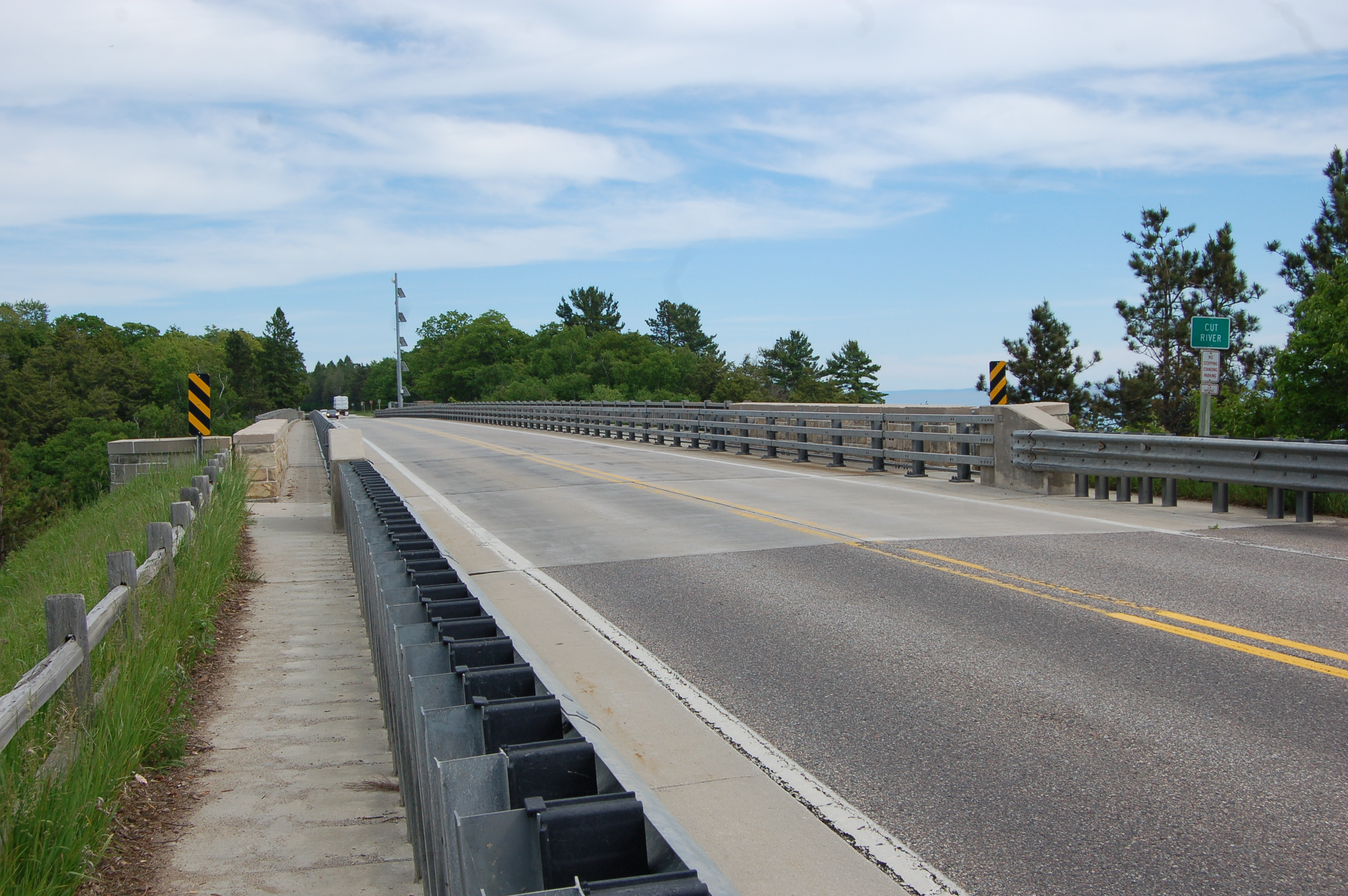 Cut River Bridge US-2