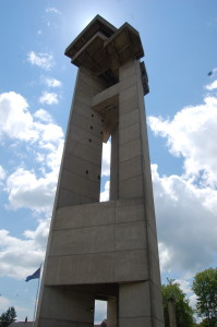 Tower of History Sault Ste. Marie MI - Michigan's Top 10 Man-made wonders