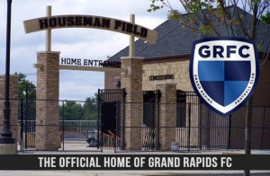 Houseman Field, home of GRFC