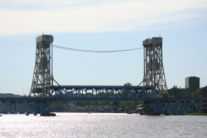 Houghton Canal Lift Bridge