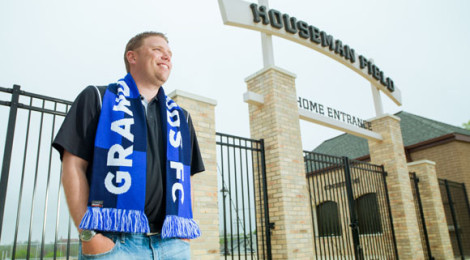 My 5 Favorite Places in Michigan: Matt Roberts - GRFC Founder and Youth Academy Coordinator Midwest United FC