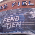 United States Women's National Team Playing Ford Field on World Cup Celebration Tour