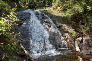 Jacobs Falls Keweenaw