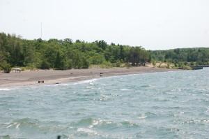McLain State Park Beach