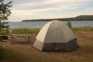 Munising Municipal Campground