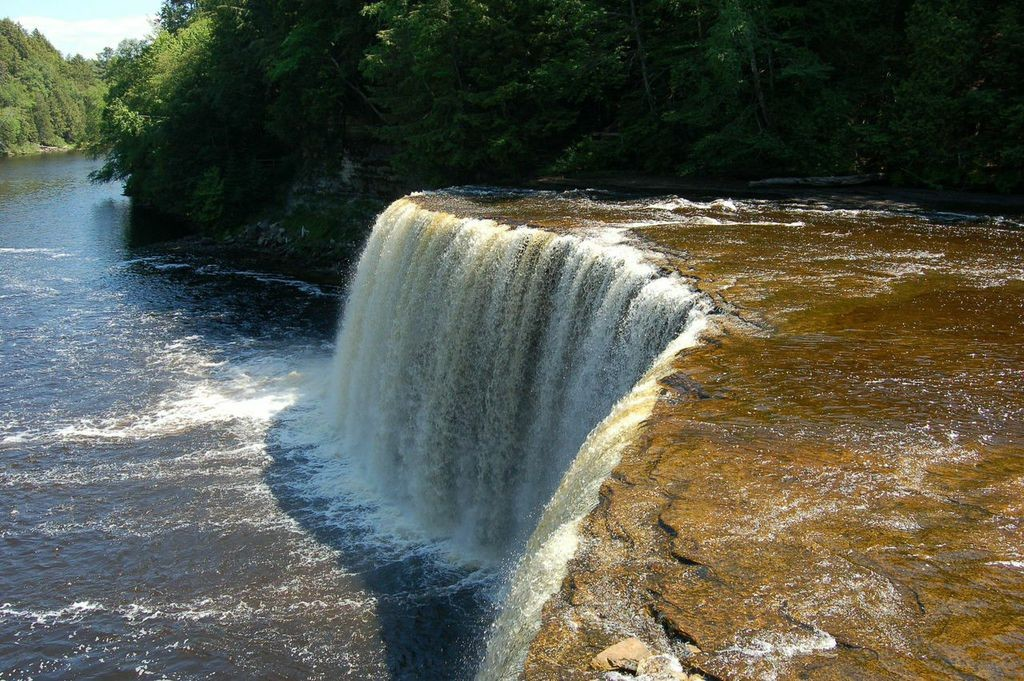 Tahquamenon Falls Gorge