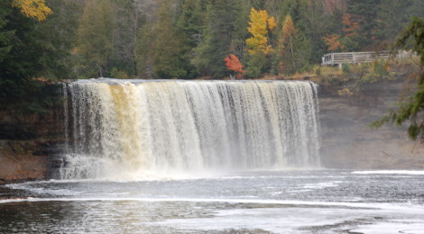 Photo Gallery Friday: Tahquamenon Falls State Park