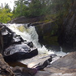 Yondota Falls – A Scenic Michigan Waterfall in the Ottawa National Forest