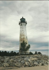 crisp point lighthouse tbt