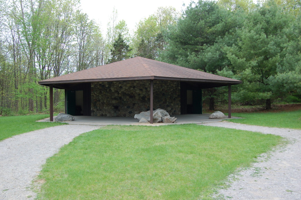 Bathroom Shelter Pickerel Lake Park