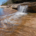 Elliot (Miners Beach) Falls – Pictured Rocks National Lakeshore