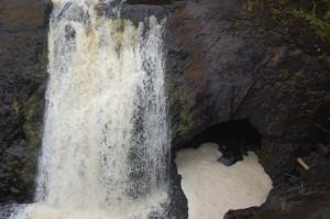 Gabbro Falls Lower Falls Bessemer
