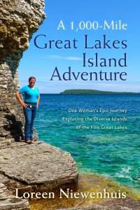 Loreen Niewenhuis Island Cover
