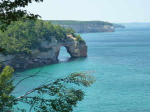Loreen Niewenhuis Pictured Rocks National Lakeshore  Lake Superior