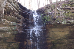 Memorial Falls Cover Photo Munising