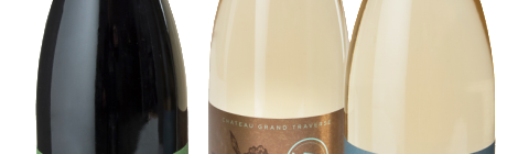 Drink Michigan Wine From Chateau Grand Traverse and Help Michigan State Parks
