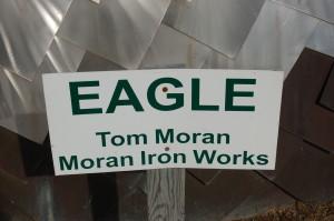 Moran Eagle Steel Alpena Besser Museum