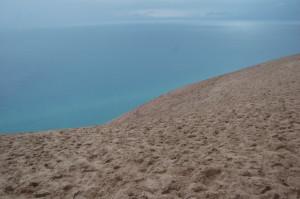 Sleeping Bear Dunes Ginger Zee