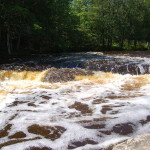 Rapid River Falls and Park – Delta County