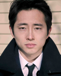 Michigan's Own Steven Yeun One of Several The Walking Dead Cast Members Appearing (Photo Credit)