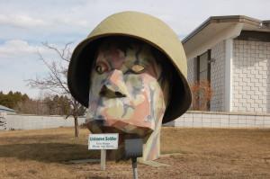 Tom Moran Unknown Soldier Alpena