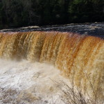 Upper Tahquamenon Falls – Visit Michigan's Most Famous Waterfall at Tahquamenon Falls State Park