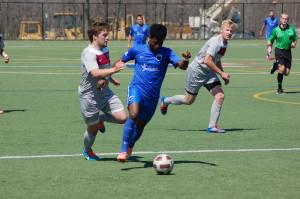 Ahmad Bah GRFC Soccer