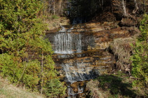 Alger Falls Clse Up Munising MI