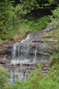 Alger Falls Vertical Munising MI