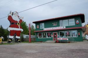 Christmas Michigan Santa's Workshop