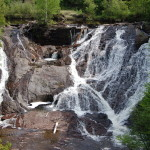 Eagle River Falls – A Roadside Waterfall and Two Historic Bridges in Michigan's Keweenaw County