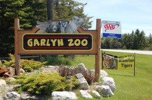 Garlyn Zoo Upper Peninsula Michigan