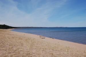 Little Presque Beach Marquette Michigan